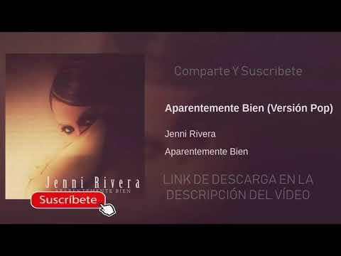 Jenni Rivera – Aparentemente Bien LETRA (Versión Banda) ESTRENO 2019