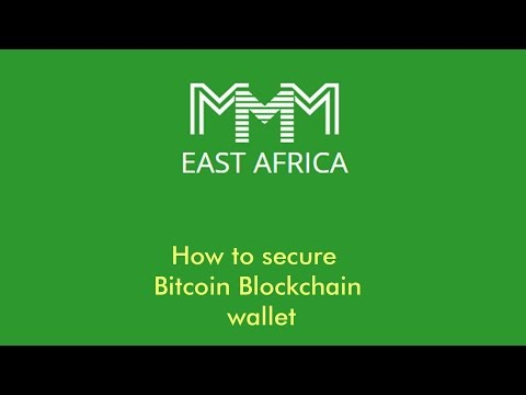 How to secure Bitcoin Blockchain wallet