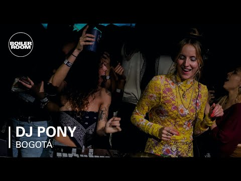 DJ Pony | Boiler Room x Ballantine's True Music Bogotá