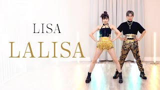 LISA - 'LALISA' Dance Cover | Ellen and Brian