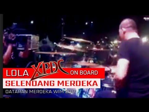XPDC V6 - Selendang Merdeka live Konsert Wilayah International Motofest 2017 Dataran Merdeka (Lola)