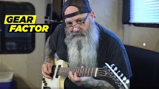 Kirk Windstein Plays His Top 5 Favorite Crowbar Riffs