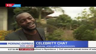 Celebrity chat with Melvin Alusa a Kenyan actor
