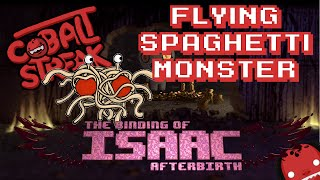 Binding of Isaac Afterbirth #31 - Flying Spaghetti Monster - Cobalt Streak
