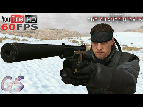 Shadow Moses MOD I Metal Gear Solid V: The Phantom Pain