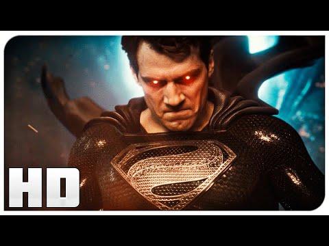 Лига справедливости Зака Снайдера — Русский Трейлер (2021)