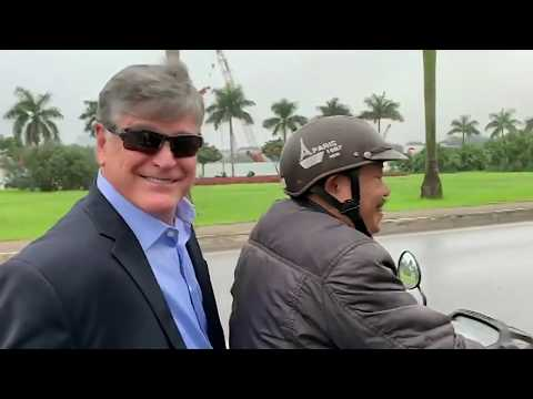 MUST-SEE: Behind the Scenes in Vietnam With Sean Hannity and Ed Henry
