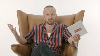 NX Presents: Aaron Paul - Hot Seat