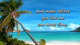 PERRY COMO -  For The Good Times (Lyrics)