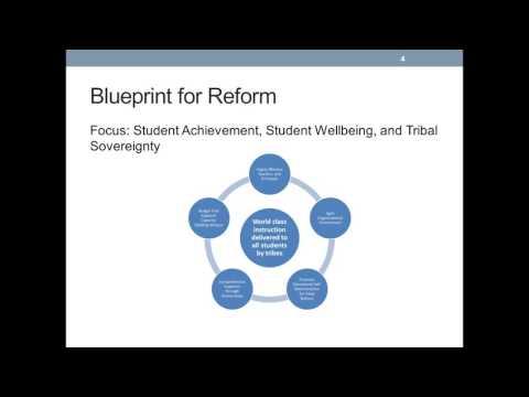 Update on Bureau of Indian Education Reorganization