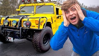 MY BROTHER SURPRISED ME WITH MY DREAM CAR!! (EMOTIONAL)