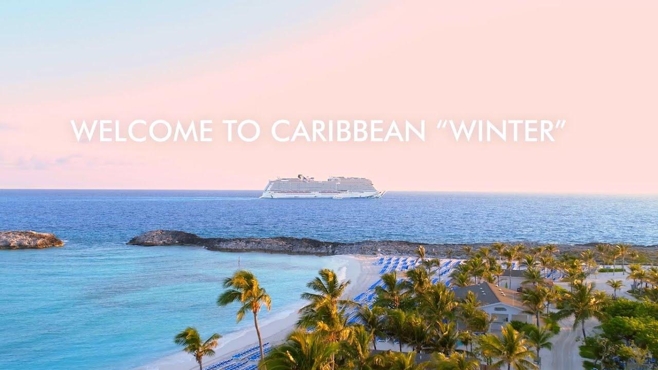 NCL 冬のカリブ海クルーズ