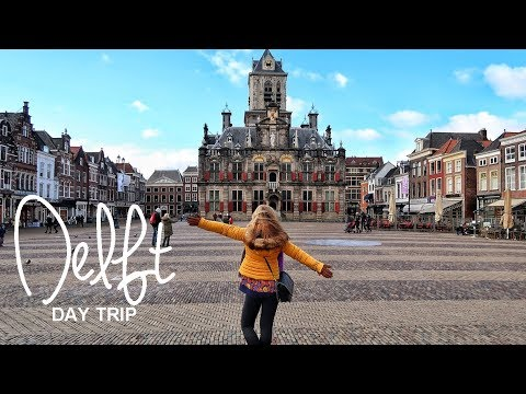 Day trip to Delft, the Netherlands