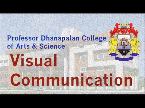 Visual Communication Department