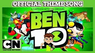 Ben 10 | Official Theme Song | Cartoon Network UK