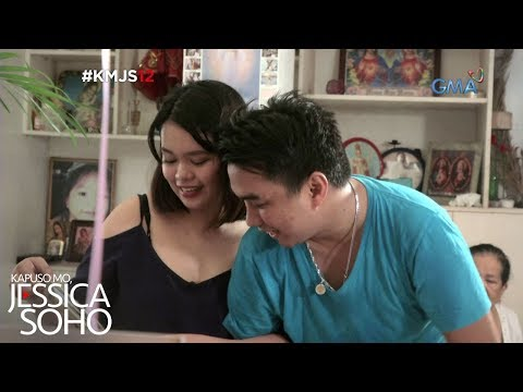 Kapuso Mo, Jessica Soho: Ang mala-'50 First Dates' na love story nina Pio at Mae