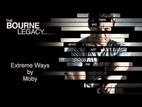 Extreme Ways by Moby from The Bourne Legacy (HQ Audio) (HD)