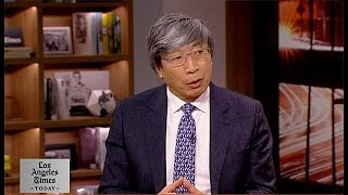 """""""Science behind Coronavirus"""" with Dr. Patrick Soon-Shiong (Los Angeles Times Today - March 16, 2020)"""