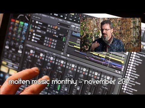 Molten Music Monthly - November 2017