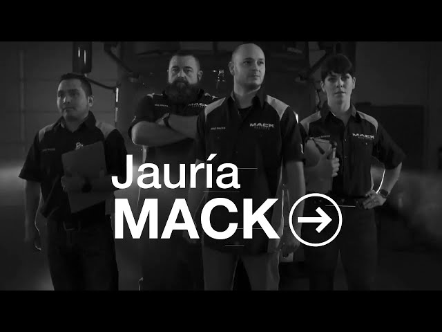 Mack Trucks México | Orgulloso de ser Jauría Mack 01.