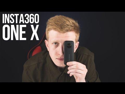 INSTA360 ONE X - НОВЫЙ ВЗГЛЯД НА МИР! 👁️ | ОБЗОР
