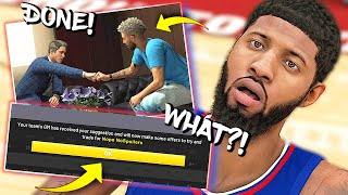 THIS TRADE REQUEST MAY TRADE AWAY PAUL GEORGE! WHO IS IT? - NBA 2K20 MyCAREER #47
