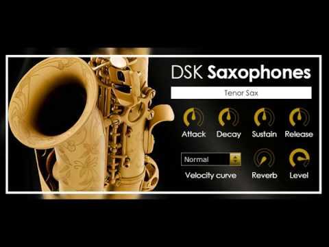 DSK Saxophones VST