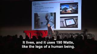 Technology and knowledge: Roberto Cingolani at TEDxRoncade