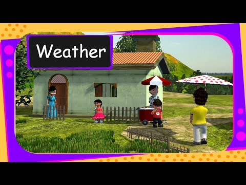 Science - What is Weather - Basic - English