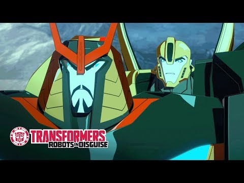 Transformers Greece: Robots in Disguise - Πλήρες Επεισόδιο 12 (Περίοδος 1)