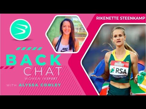 BackChat - Back Your Girl with Rikenette Steenkamp