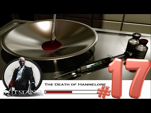 Hitman 2: Silent Assassin - Professional Walkthrough - SA - Mission 17 - The Death of Hannelore |