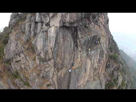 2013 12 lion rock climbing