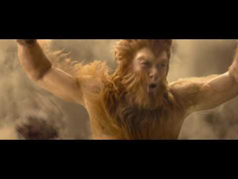 The Monkey King 2 - Chinese Film 2016 [Lion Scene]