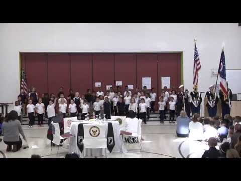 Stevan Dohanos Veterans Day Program 11-11-15