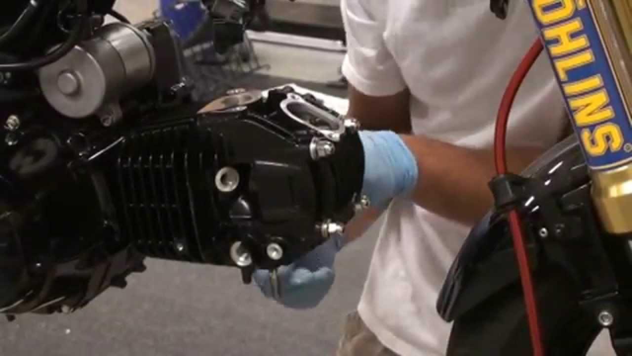 Honda Grom Big Bore Kit FINBRO - Install Part 3 - Great Low Prices HardRacing - YouTube