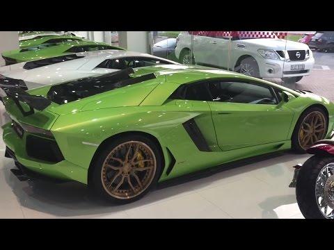 THE REAL DUBAI 3: CAR SHOPPING