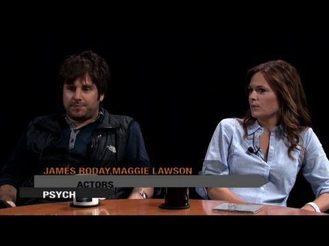 KPCS: James Roday and Maggie Lawson 46