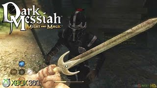 Dark Messiah of Might and Magic  - Xbox 360 Gameplay (2008)