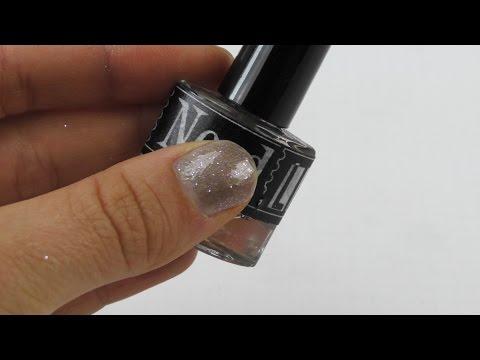 Nagellack selber machen – mit Lidschatten & Glitzer – super einfach & schön