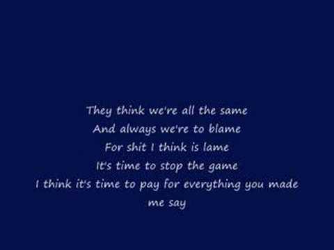 Korn - Y'all want a single [Lyrics]