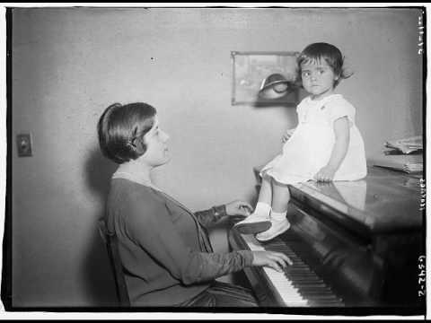 Guiomar Novaes: Étude Op. 10, No. 1 in C major (Chopin) - 1950s Recording