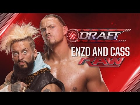 Rusev, The Miz, Owens, Corbin and Enzo & Cass are drafted in round #4: SmackDown Live, July 19, 2016