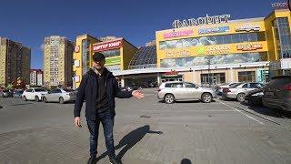 Повторно тестируем аварийные выходы в ТЦ Тюмени