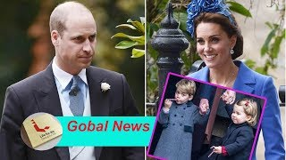 Kate Middleton & William will appear at wedding of best friends - along with George & Charlotte!