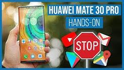 Wirklich ohne Google-Apps? Huawei Mate 30 Pro im Hands-on