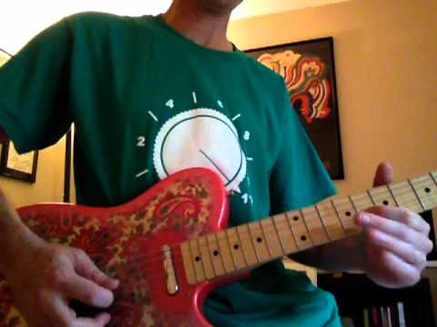Sea of Love Guitar Solo - Honeydrippers, Robert Plant, Jimmy Page