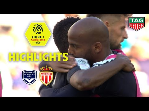 Girondins de Bordeaux - AS Monaco ( 2-1 ) - Highlights - (GdB - ASM) / 2018-19