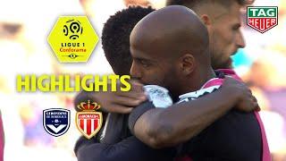 Girondins de Bordeaux - AS Monaco ( 2-1 ) - Highlights - (GdB - ASM) / 2018-19