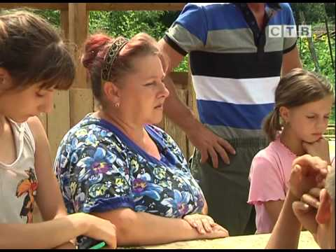 видео: Семья из Краскино, которая принимает сирот